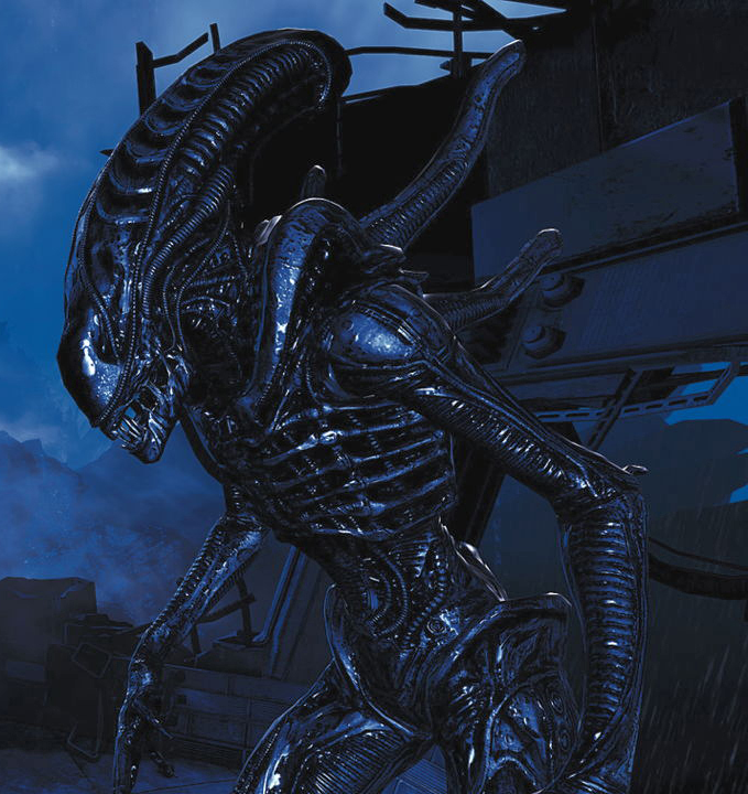 Science of the Alien franchise I – Xenomorphic blood – The